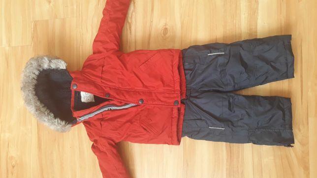 Комбінезон, курточка і термоштани для хлопчика 12 м