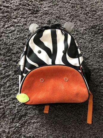 Детский рюкзак скип хоп зебра skip hop zoo zebra