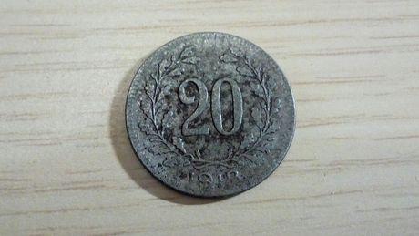 20геллеров1918г(Австрия)