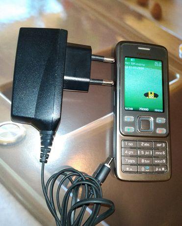 Nokia 6300i б/у кнопочный .