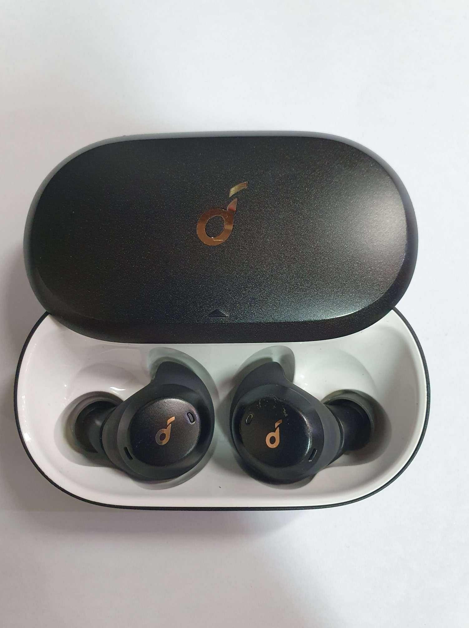 OKAZJA słuchawki bezprzewodowe Soundcore Spirit Dot 2 lombard Madej sc