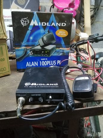 Sprzedam radio cb Midland