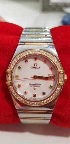 Relógio Omega automático  Constellation MY CHOICE