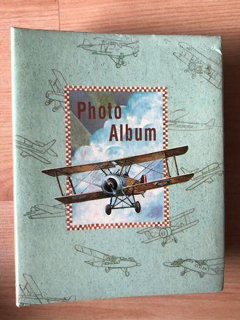 Album na zdjęcia 9x13, jasnozielony