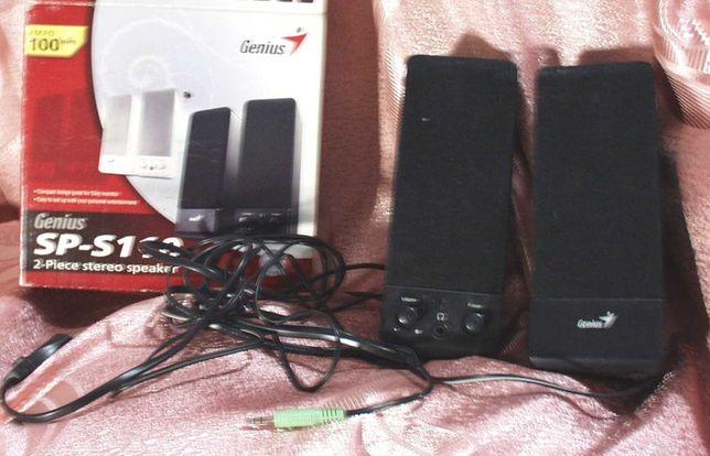 Аудио колонки SP-S110 для ноутбука ТВ видео для звука -