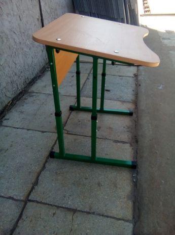 Парта и стул школьные, регулируемые