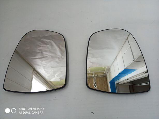 Оригинал! Новый! Стекло вкладыш зеркала Опель Виваро Рено Трафик !