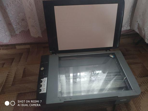 Принтер EPSON106.