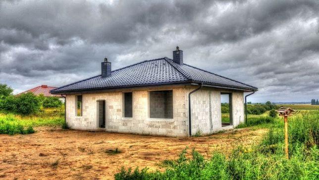 Budowa Domów jednorodzinnych . Wolny termin na ten rok