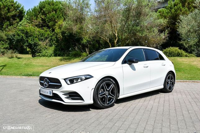 Mercedes-Benz A 180 AMG PACK NIGHT AUTO.