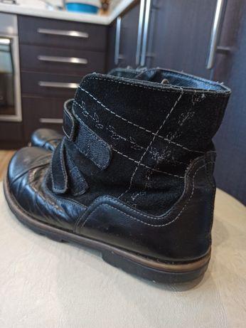 Ботинки , сапожки , р-р 34