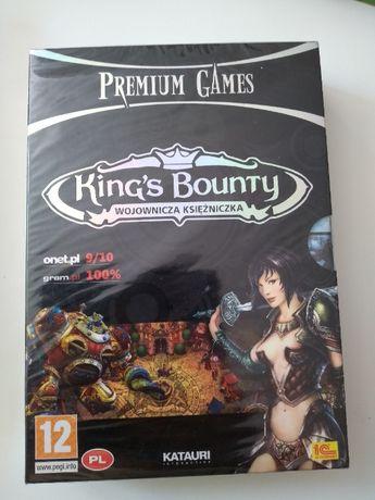 Gra nowa King's Bounty wojownicza księżniczka + premium disc