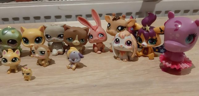 Littlest Pet Shop LPS
