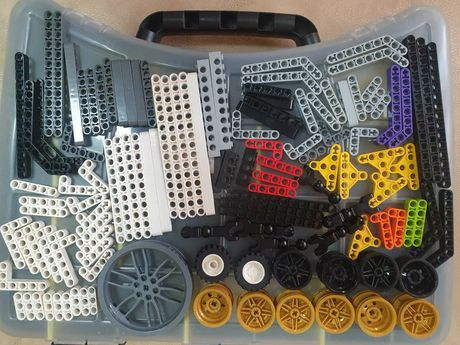 Лего техник детали Lego technic балки диски Оригинал