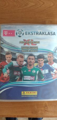 Karty Panini Ekstraklasa  288 kart album