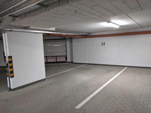 Miejsce parkingowe w garażu podziemnym Toruń, Stawki - 4 Pory Roku