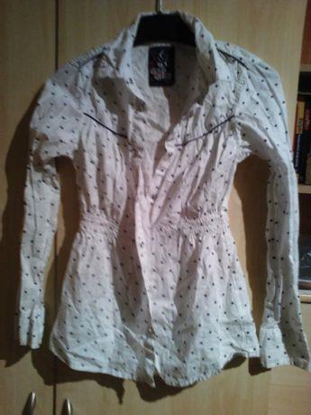 bluzka dziewczęca, koszula z 5*10*15