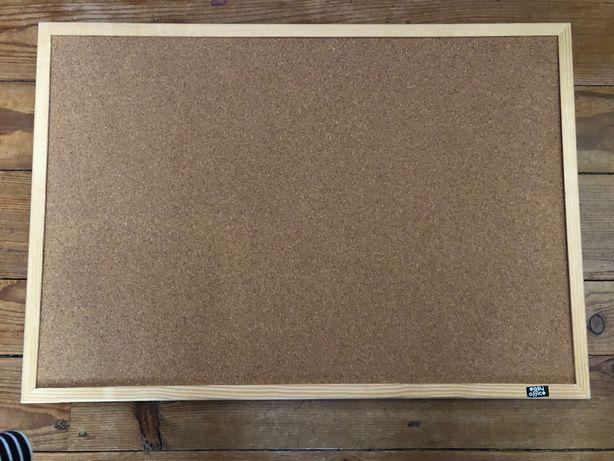 Quadro de Cortiça - Tamanho 65x45cm