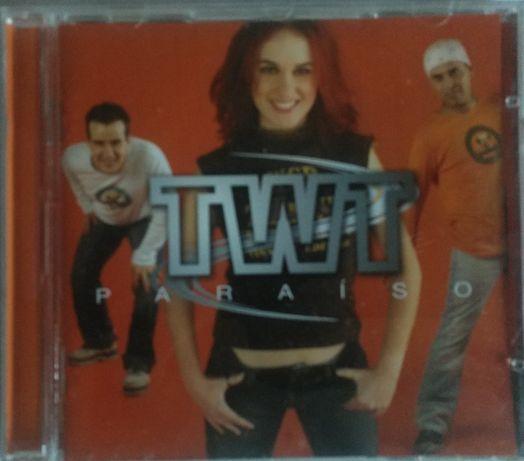 cd musica portuguesa Twt - Paraiso