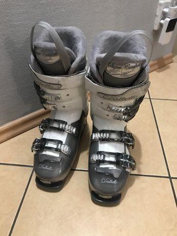 Buty narciarskie damskie
