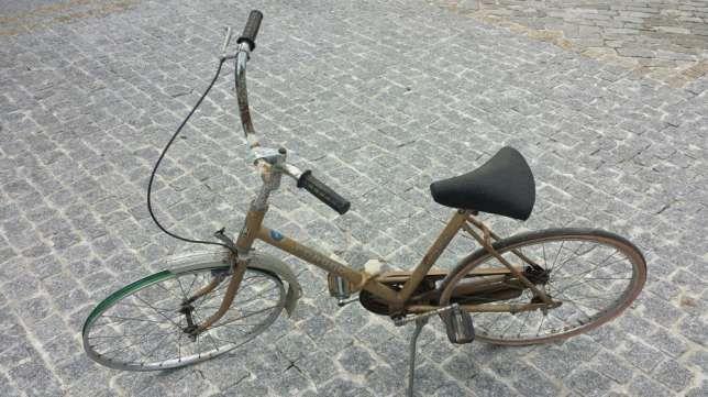 Bicicleta antiga URGENTE