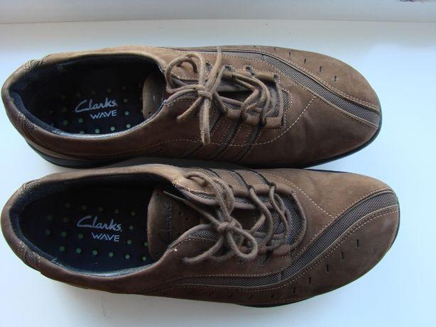 Туфли ботинки кроссовки мокасины женские Clarks 42