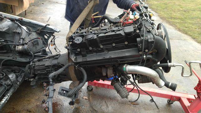 SILNIK BMW M57D25 z osprzętem 2.5