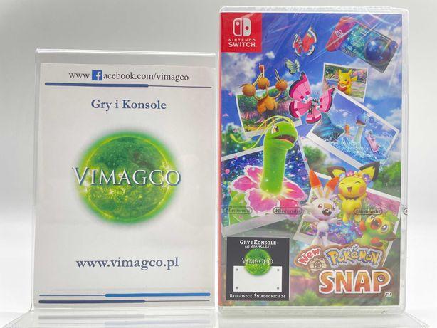 Pokemon Snap Nintendo Switch Sklep Vimagco Bydgoszcz PROMOCJA
