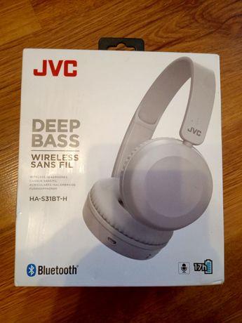 Nowe słuchawki JVC HA-S31BT-H