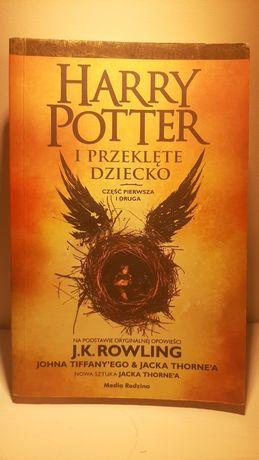 Harry Potter i przeklęte dziecko. J.K. Rowling