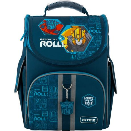 Рюкзак шкільний каркасний Kite Education Transformers TF20-501S-2