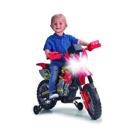 Cros motocykl na akumulator MOTORBIKE