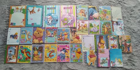 karteczki do segregatora - zestaw 26