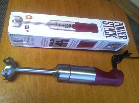 Mocny i solidny blender ręczny XSQUO Power Stick