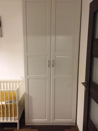 Szafa biała PAX IKEA