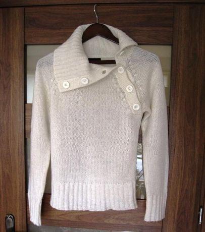 Sweter z golfem rozpinanym Vero Moda roz M Nowy