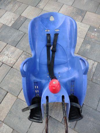 Fotelik rowerowy Hamax Sleepy z funkcją spania