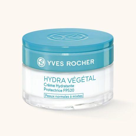 Krem intensywnie nawilżający SPF20 Hydra Vegetal Yves Rocher