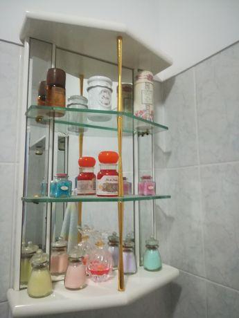 Vitrine vidro  para wc
