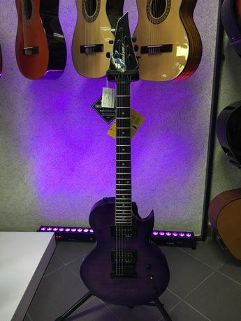 gitara elektryczna Jackson JS22Q SC Trans Purple Burst Monarkh
