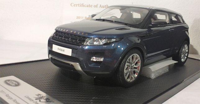 1/18 Range Rover Evoque - Dorlop