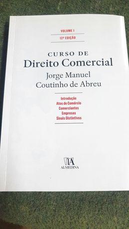 Livro de Direito Comercial