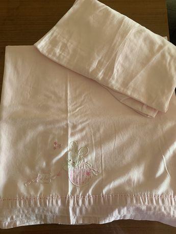 Lençóis para cama de grades