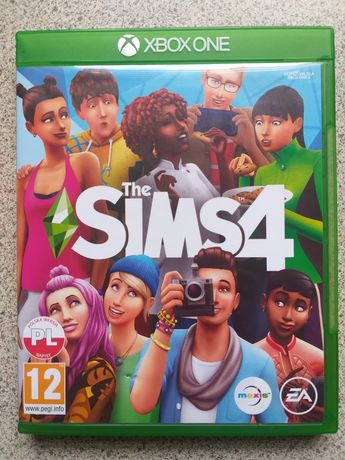 Gra Sims 4 Xbox one