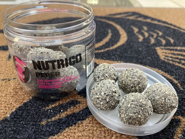 Mega skuteczne kulki proteinowe nutrigo peper