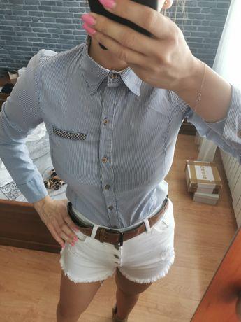 Bluzka koszula body