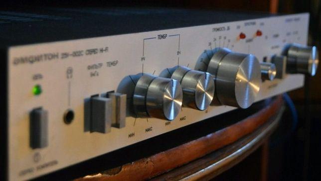 ремонт усилителей аудиотехники