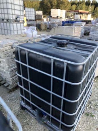 Depositos 1000 litros pretos