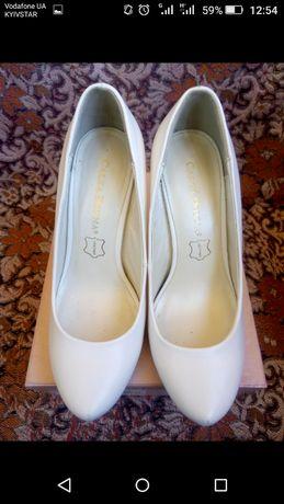 Туфли свадебные,нарядные.