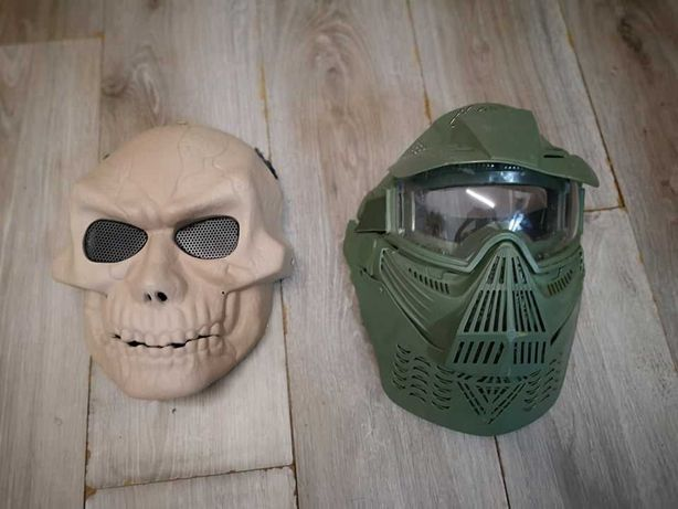 Mascaras Airsoft/paintball